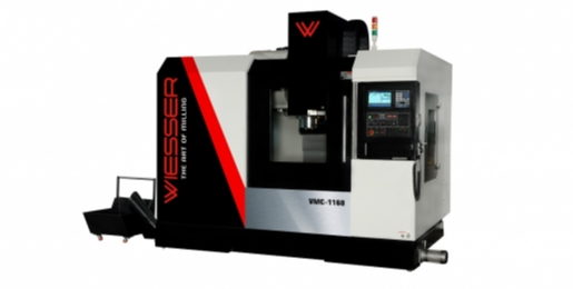 Wiesser VMC1160 CNC Machining Center