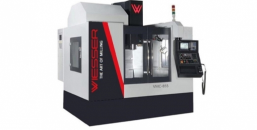 Wiesser VMC855 CNC Machining Center