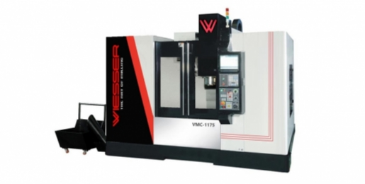 Wiesser VMC1175 CNC Machining Center
