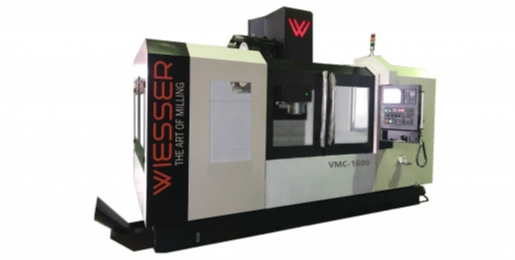 Wiesser VMC1680 CNC Machining Center