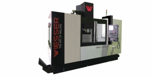 Wiesser VMC1470 CNC Machining Center