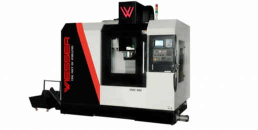 Wiesser VMC960 CNC Machining Center