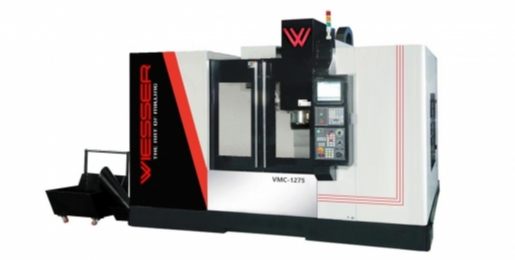 Wiesser VMC1275 CNC Machining Center