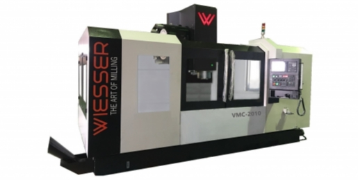 Wiesser VMC2010 CNC Machining Center