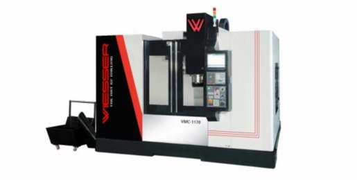 Wiesser VMC1170 CNC Machining Center