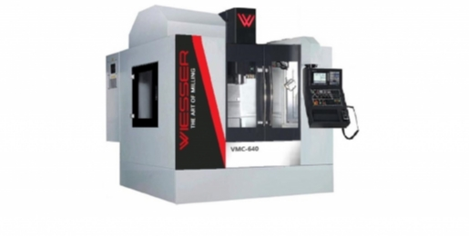 Wiesser VMC640 CNC Machining Center